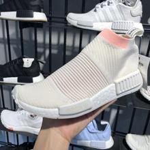 [香港代购]三叶草Adidas三叶草NMD女款休闲运动跑步鞋AQ1136_HK