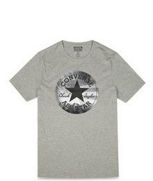 匡威官网正品短袖图案T恤10001414035