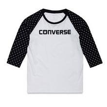匡威官网正品图案T恤10003784-A02