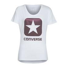 匡威官网正品短袖T恤10004601-A01