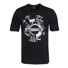 匡威官网正品短袖T恤10005375-A01