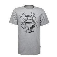 匡威官网正品短袖T恤10005375-A02