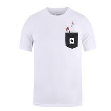 匡威官网正品短袖T恤10005379-A03