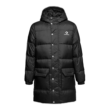 匡威官网正品Converse Long Down Puffer Jacket10006882-A01