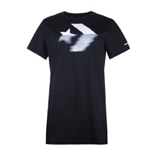 匡威官网正品Converse Precious Metal Star Chevron Tee Dress10007054-A01