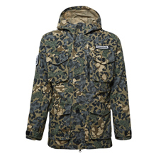 匡威官网正品Converse Printed Cotton Utility Jacket10007254-A01