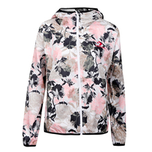 匡威官网正品Converse Linear Floral Light Weight Windbreaker10007754-A01