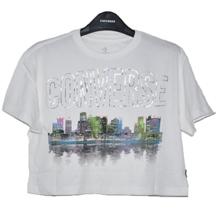匡威官网正品Converse Cityscape Cropped Easy Tee10008029-A02