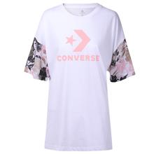 匡威官网正品Converse Linear Floral Graphic Tee10008128-A01