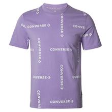匡威新款Converse Grid Wordmark Print Tee10008548-A03