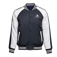 匡威官网正品Mens Reversible Baseball Jacket10016831-A01