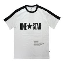 匡威新款Converse One Star Panel Tee10016941-A01
