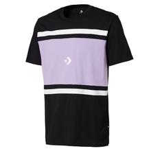 匡威官网正品Converse Colorblock Short Sleeve Tee10017021-A03
