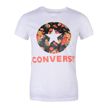 匡威新款Converse In Bloom Floral Tee10017396-A02