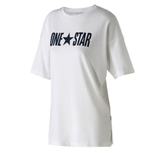 匡威新款One Star Printable Boxy Tee10017792-A03