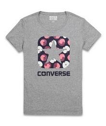 匡威官网正品图案T恤12254C035