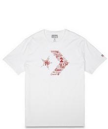 匡威官网正品短袖图案T恤14029C102