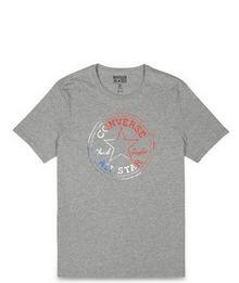 匡威官网正品短袖图案T恤14127C035