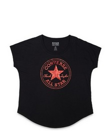 匡威官网正品短袖图案T恤14658C001