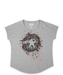 匡威官网正品短袖图案T恤14660C035