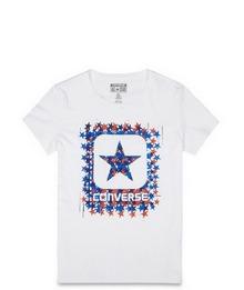 匡威官网正品短袖图案T恤14661C102
