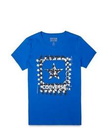 匡威官网正品短袖图案T恤14661C483