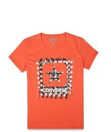 匡威官网正品短袖图案T恤14661C800