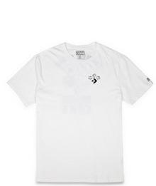 匡威官网正品短袖图案T恤14722C102
