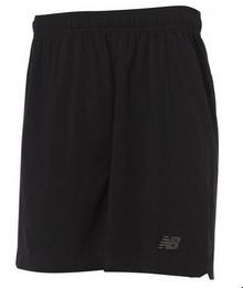 newbalance梭织短裤AMS53053BK