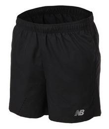 newbalance梭织短裤AMS61073BK
