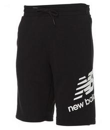 newbalance针织短裤AMS62603BK