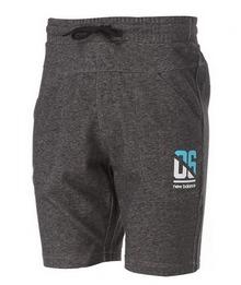 newbalance针织短裤AMS62620BKH
