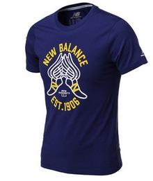 newbalance短袖AMT61611BAA