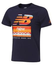 newbalance短袖上衣AMT62601AVI