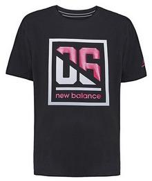 newbalance短袖上衣AMT62608BK