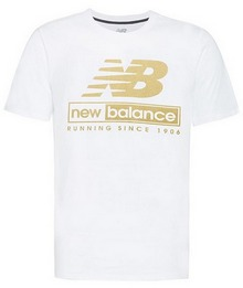 newbalance短袖上衣AMT62616WT