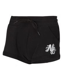 newbalance针织短裤AWS62641BK
