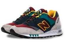 新百伦复古鞋M577NGB