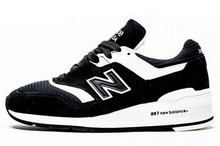 newbalance经典鞋M997BBK