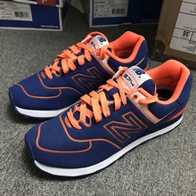 [香港代购]新百伦NEW BALANCE/NB男款复古休闲鞋ML574NEL_HK