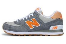 newbalance复古鞋ML574PIB