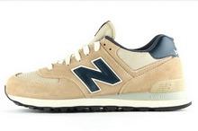 新百伦复古鞋ML574VBN