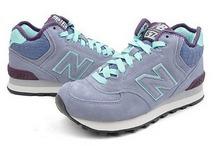 新百伦复古鞋WH574PI